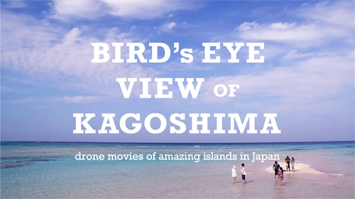 BIRD'S EYE VIEW OF KAGOSHIMA サイトイメージ